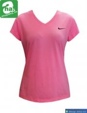 Áo thể thao thời trang nữ hồng ATN02