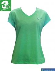 Áo thể thao thời trang nữ xanh chuối ATN04